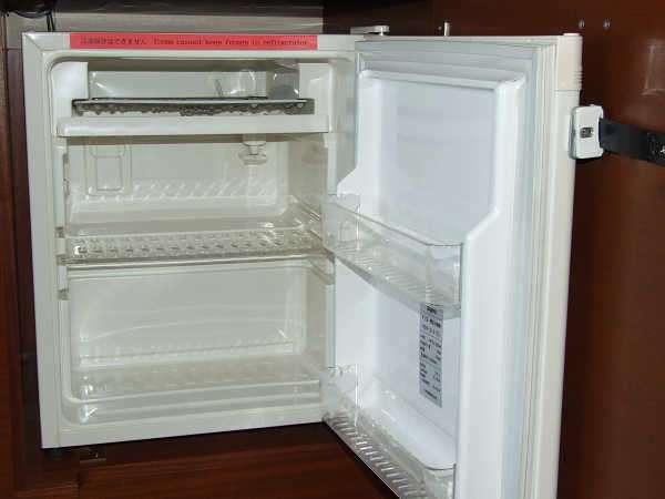 小田急ホテルセンチュリーサザンタワー ■冷蔵庫(客室内の冷蔵庫は空でご用意しております)