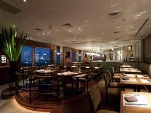 小田急ホテルセンチュリーサザンタワー 20Fレストラン「トライベックス」