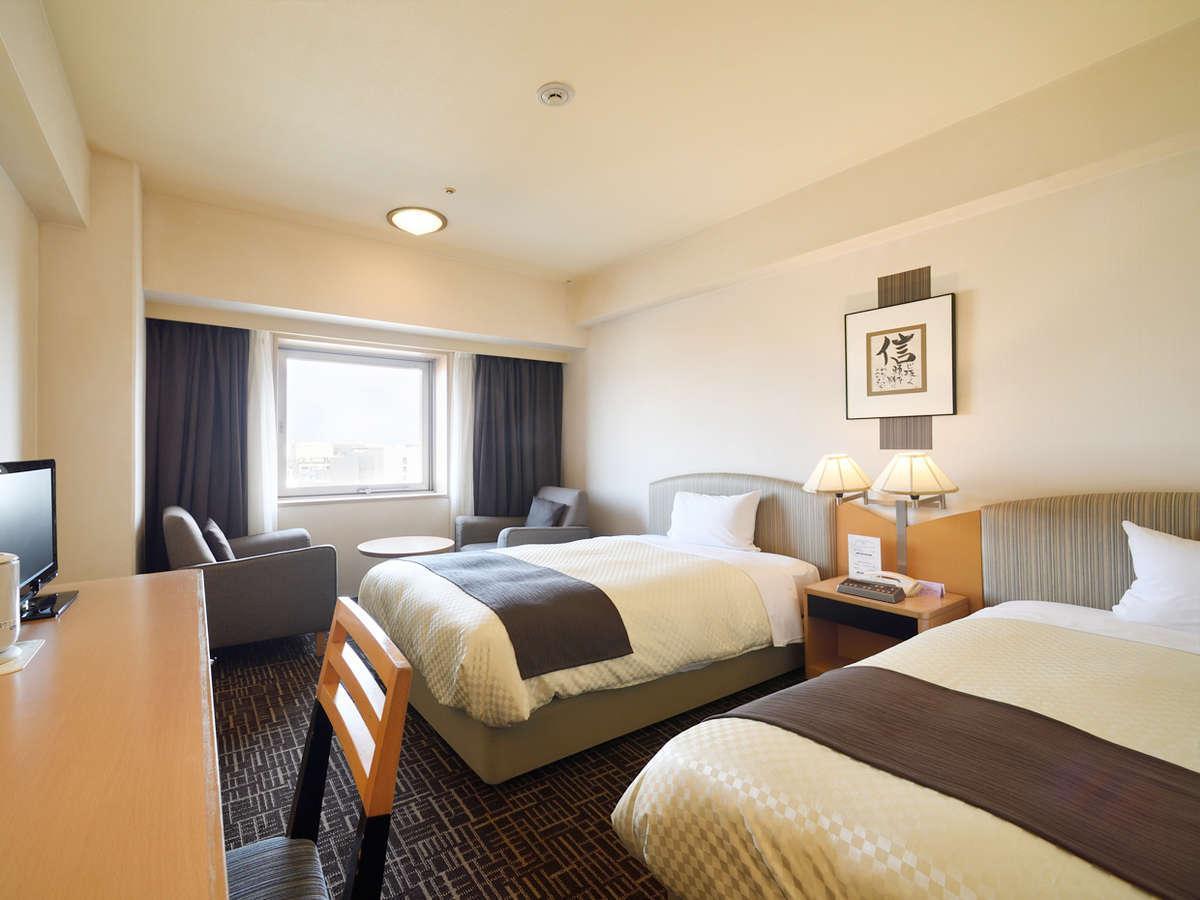 キャナルシティ・福岡ワシントンホテル 注目のショップが多数集まる複合商業施設【キャナルシティ博多】の中という最高の立地です!