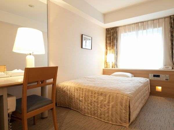 新宿ワシントンホテル新館 シンプル・イズ・ベスト!!スタンダードシングルルーム☆(一例)