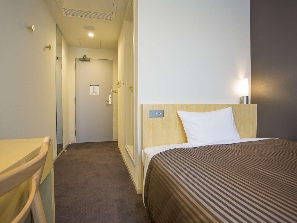 ホテル アジア会館 2003年リニューアルしたばかり。赤坂の住宅街で静か