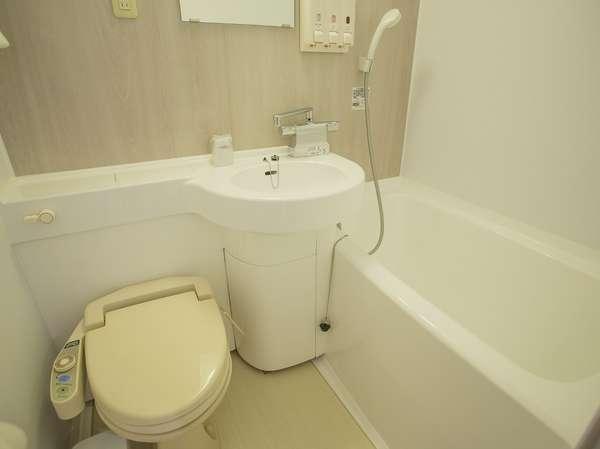 ホテル アジア会館 新館・セミダブルルーム(1名利用)1