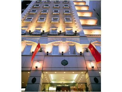 ホテルアルカトーレ六本木 外観