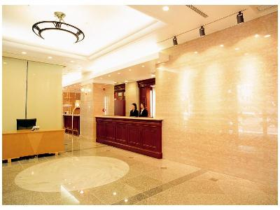 ホテルアルカトーレ六本木 ホテルロビー
