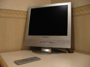 ホテルアルカトーレ六本木 全室液晶テレビ設置